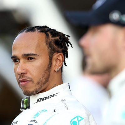 Formula 1'in Yıldız Pilotu Lewis Hamilton