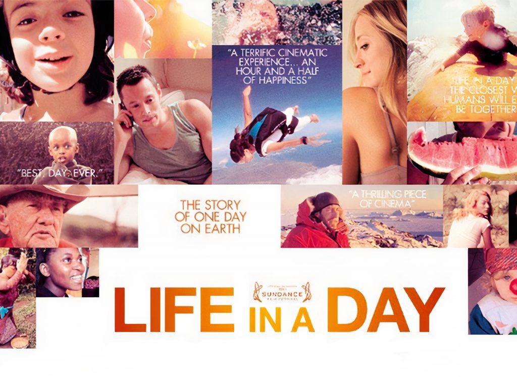 Life In A Day belgeseli