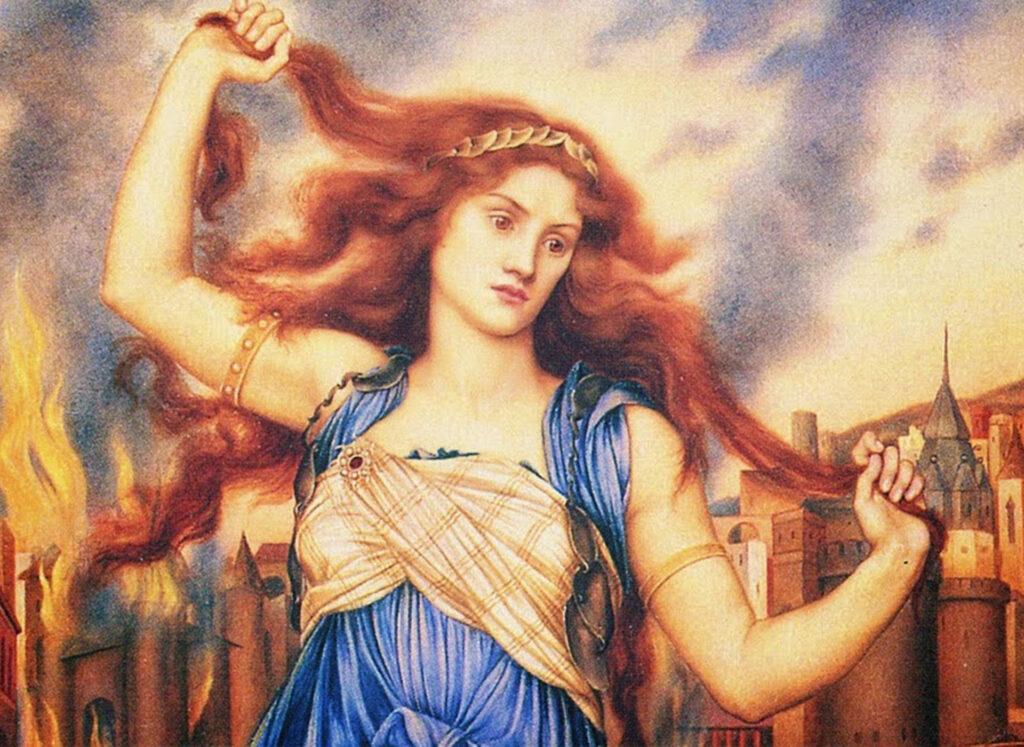 mitolojik hikâyeler