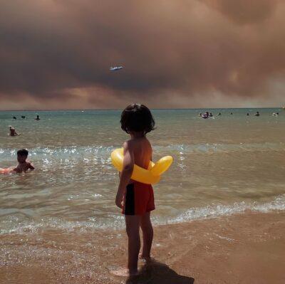 Orman Yangınları: Geleceğe Mirasımız Yanıyor